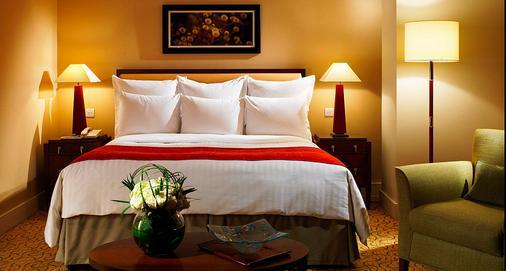 Marriott Executive Apartments London, West India Quay - London - Bedroom