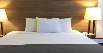 San Diego Downtown Lodge - San Diego - Bedroom