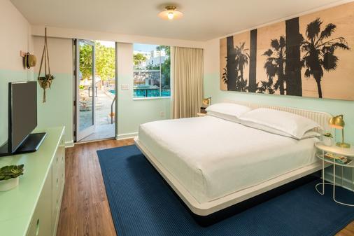 The Hall South Beach - Miami Beach - Bedroom