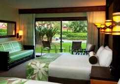 Disney's Polynesian Village Resort - Lake Buena Vista - Bedroom