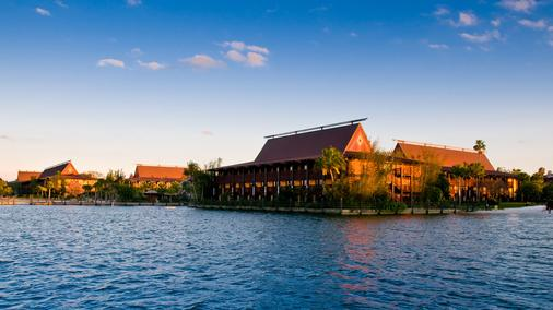 Disney's Polynesian Village Resort - Lake Buena Vista - Building