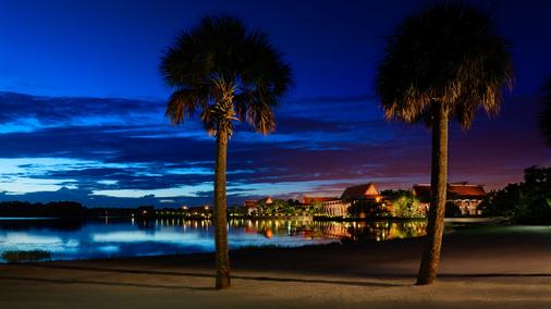 Disney's Polynesian Village Resort - Lake Buena Vista - Outdoor view
