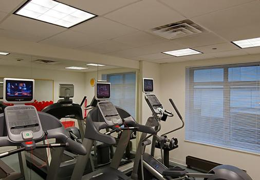 Fairfield Inn and Suites by Marriott Chicago Downtown Magnificent Mile - Chicago - Gym