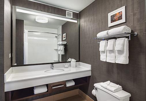 Fairfield Inn & Suites by Marriott Chicago Downtown/Magnificent Mile - Chicago - Bathroom