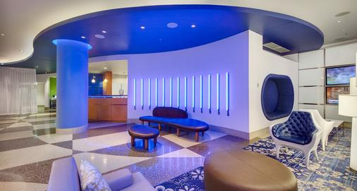 Fairfield Inn and Suites by Marriott Chicago Downtown Magnificent Mile - Chicago - Lobby