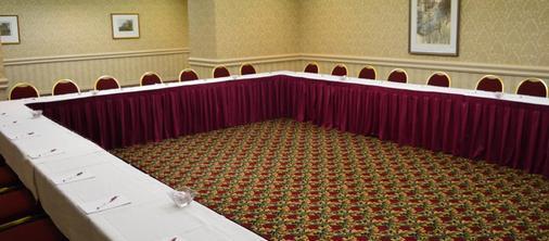 Tower Hotel Oklahoma City - Oklahoma City - Meeting room