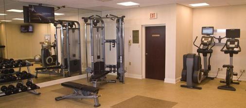 Tower Hotel Oklahoma City - Oklahoma City - Gym