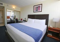 San Juan Airport Hotel - San Juan - Bedroom