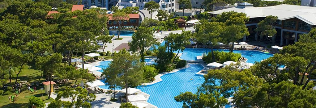 Rixos Sungate - Antalya - Building