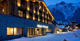 L'Héliopic Sweet & Spa - Chamonix - Building