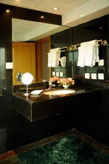 Hotel Miramar - Lima - Bathroom