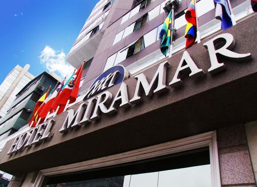 Hotel Miramar - Lima - Outdoor view