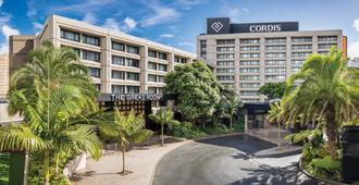 Cordis, Auckland by Langham Hospitality Group - Auckland - Building