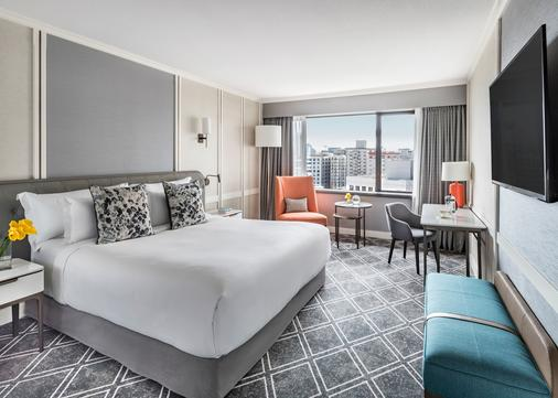 Cordis, Auckland by Langham Hospitality Group - Auckland - Bedroom