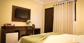 Residencial Suite Sonho Meu - Gramado - Bedroom