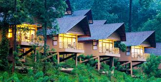 Kofiland Resort - Thekkady - Building