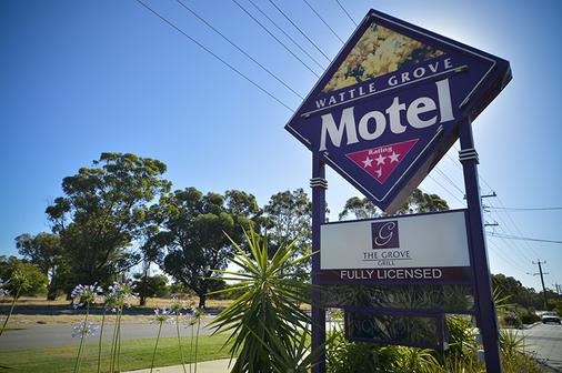 Wattle Grove Motel - Perth - Outdoor view
