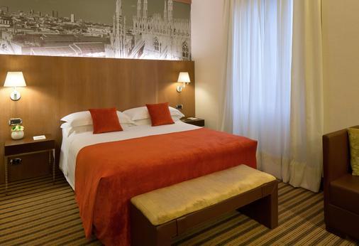 Starhotels Ritz - Milan - Bedroom
