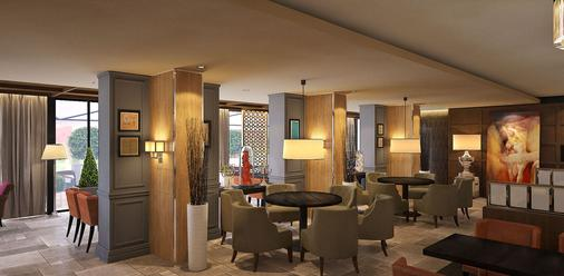 DoubleTree by Hilton Kazan City Center - Kazan - Restaurant