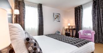 Seven Urban Suites Nantes Centre - Nantes - Bedroom