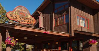 Elk Country Inn - Jackson - Building