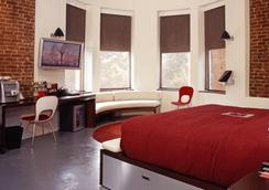Keating Hotel - San Diego - Bedroom