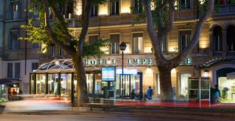 Hotel Imperiale - Rome - Building