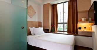 Aqueen Balestier Hotel - Singapore - Bedroom