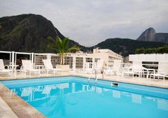 Hotel Atlântico Copacabana - Rio de Janeiro - Pool