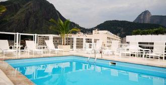 Hotel Atlantico Copacabana - Rio de Janeiro - Pool