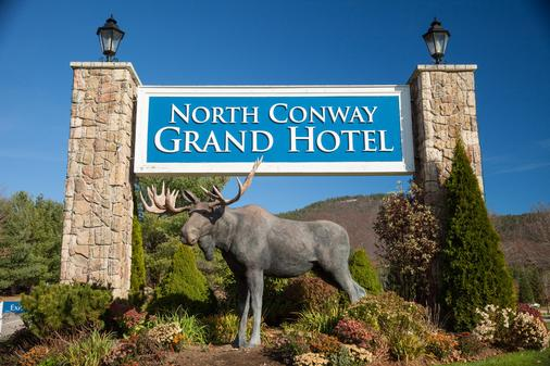 North Conway Grand Hotel - North Conway - Outdoor view