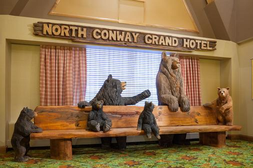 North Conway Grand Hotel - North Conway - Lobby