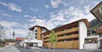 Sporthotel Silvretta Montafon - Gaschurn - Building