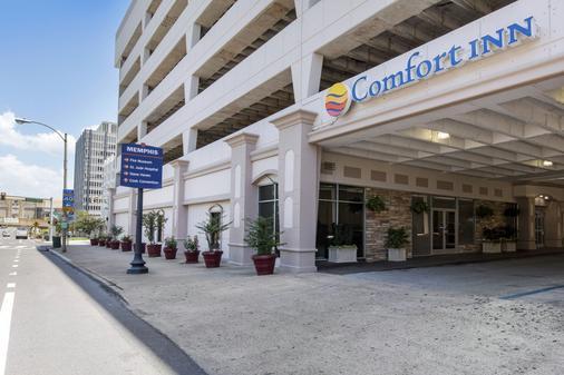 Comfort Inn Downtown - Memphis - Outdoor view
