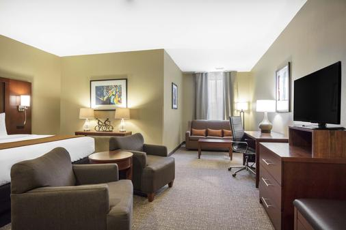 Comfort Inn Downtown - Memphis - Living room