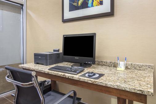 Comfort Inn Downtown - Memphis - Business centre