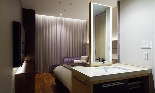 Mitsui Garden Hotel Osaka Premier - Osaka - Bathroom