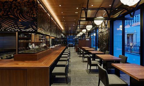 Mitsui Garden Hotel Osaka Premier - Osaka - Restaurant