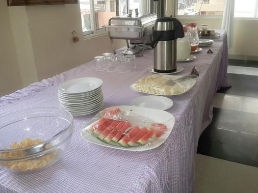 Iris Hotel - Dar Es Salaam - Buffet