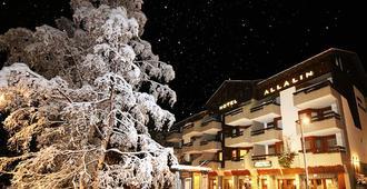 Hotel Allalin - Saas-Fee - Building