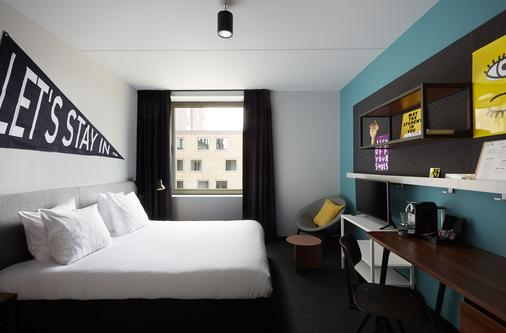 The Student Hotel Eindhoven - Eindhoven - Bedroom