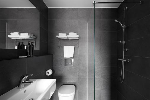 The Student Hotel Eindhoven - Eindhoven - Bathroom