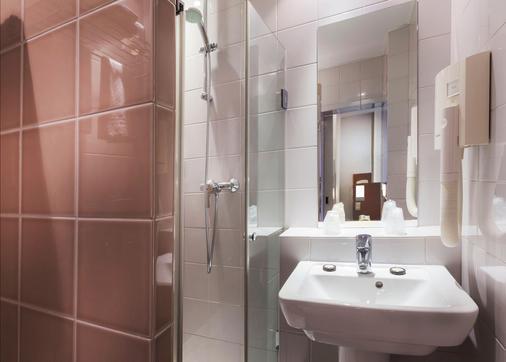 Libertel Austerlitz Jardin des Plantes - Paris - Bathroom