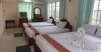 Siem Reap Riverside Hotel - Siem Reap - Bedroom