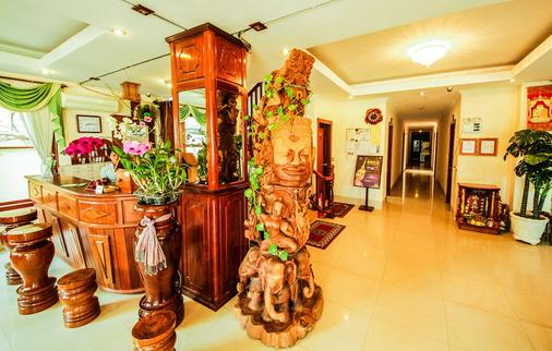 Siem Reap Riverside Hotel - Siem Reap - Lobby