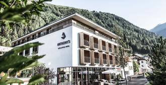 Anthony's Life & Style Hotel - Sankt Anton am Arlberg - Building