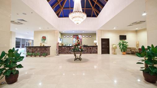 Alliance Greenwood Hotel - Moscow - Lobby