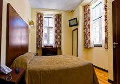 Hotel Duas Nacoes - Lisbon - Bedroom