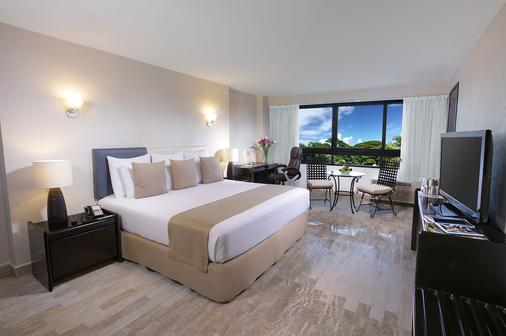 Smart Cancun By Oasis - Cancún - Bedroom