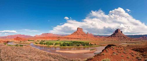 Sorrel River Ranch Resort - Moab - Outdoor view